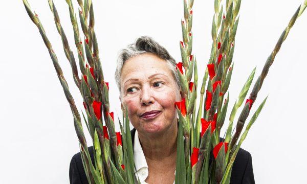 Herma, jurylid van Wijkjury Amsterdam
