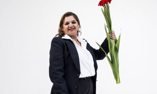 Sharita, jurylid van Wijkjury Amsterdam