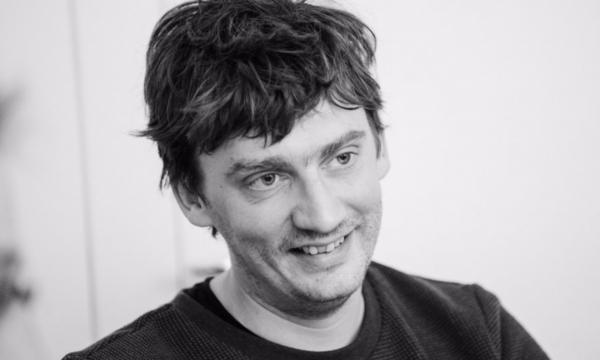 Sander Janssens, jurylid van Nederlandse Toneeljury