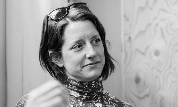 Anneke van der Linden, jurylid van Nederlandse Toneeljury