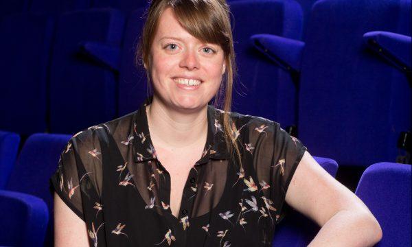 Jolie Vreeburg, jurylid van Jury BNG Bank Theaterprijs