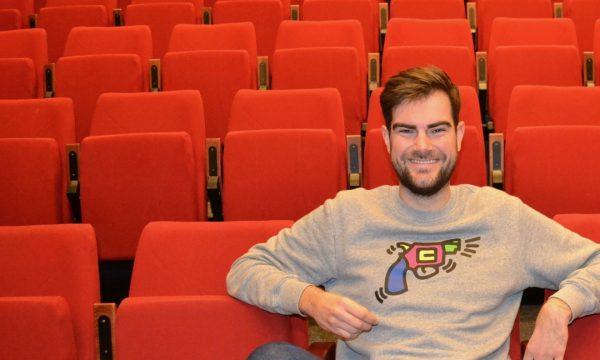 Miel van Teijlingen, jurylid van Jury BNG Bank Theaterprijs