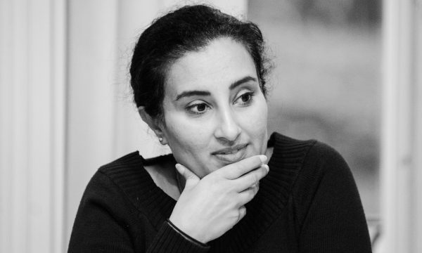 Rehana Ganga, jurylid van Nederlandse Toneeljury