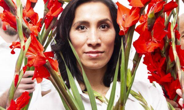 Alejandra, jurylid van Wijkjury Amsterdam