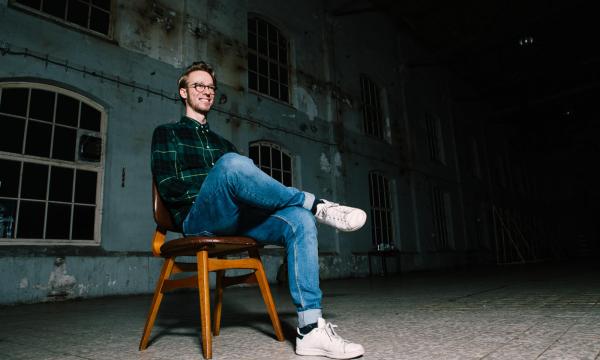 Mark Fischer, jurylid van Jury BNG Bank Theaterprijs